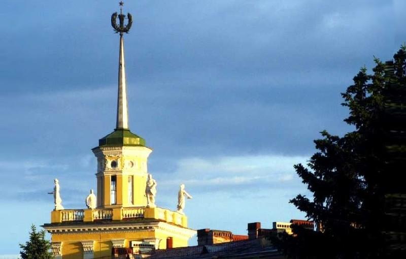 Колпинский район СПб